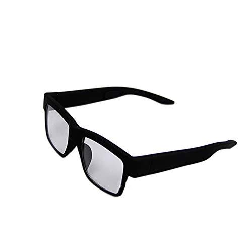 Occhiali a conduzione ossea amplificatore sonoro auricolare conduzione ossea occhiali Bluetooth orecchie anziani senza fili