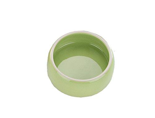 Nobby Keramik Futtertrog grün 250 ml