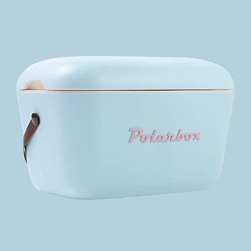 Nevera portátil Retro Vintage PolarBox (Azul Celeste)