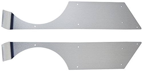 AMF Racing Aluminum Axial Wraith Straight Side Panel Set