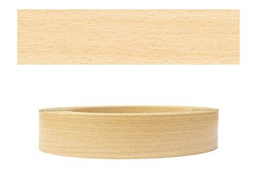 Mprofi MT® (20m rollo) Cantoneras laminadas melamina para rebordes con Greve Haya...
