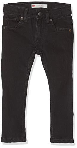 Levi's Kids Lvb 510 Skinny Fit Jean Class Jeans - Jungen Black Stretch 14 Jahre