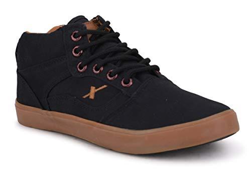 Product Image 1: Sparx Men's SC0282G Black Tan Sneakers 6
