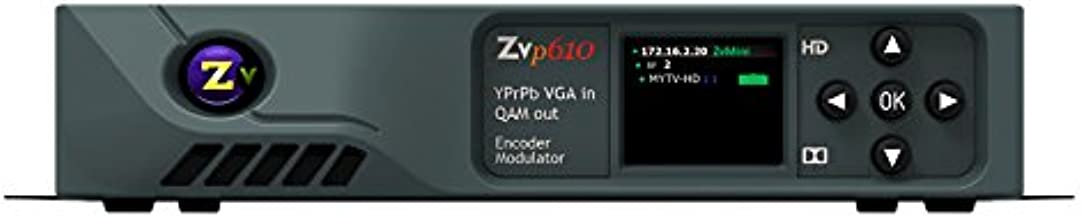 ZeeVee ZvPro610 Video Distribution Over Coax/VGA 1080P/I 720P 480P
