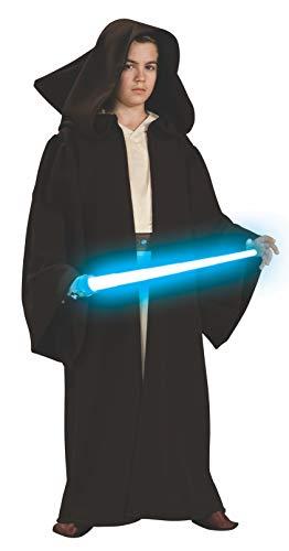 Star Wars - Disfraz de Jedi Skywalker para niño, infantil 5-7 años (Rubie's 883165-M)