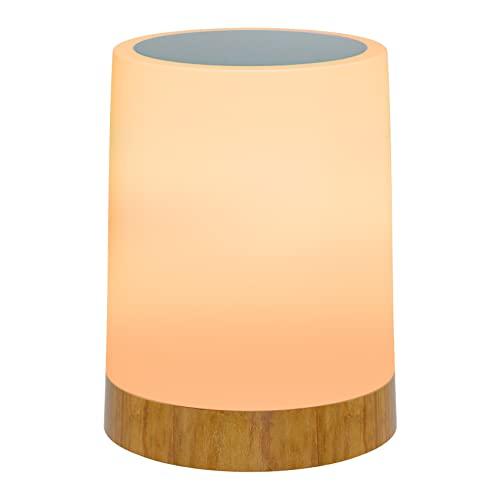 Nachttischlampe -  LED-Nachtlicht,