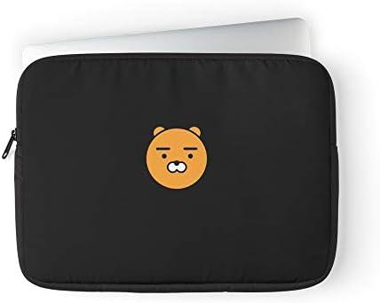 Korea Korean Ryan Cartoon Kakao Cute Kakaotalk Laptop Sleeve Case Cover Handbag for MacBook product image