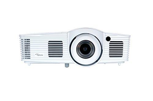 Optoma DU400 DLP Projektor (WUXGA, 4000 Lumen, 15.000:1 Kontrast, 1,6x Zoom)
