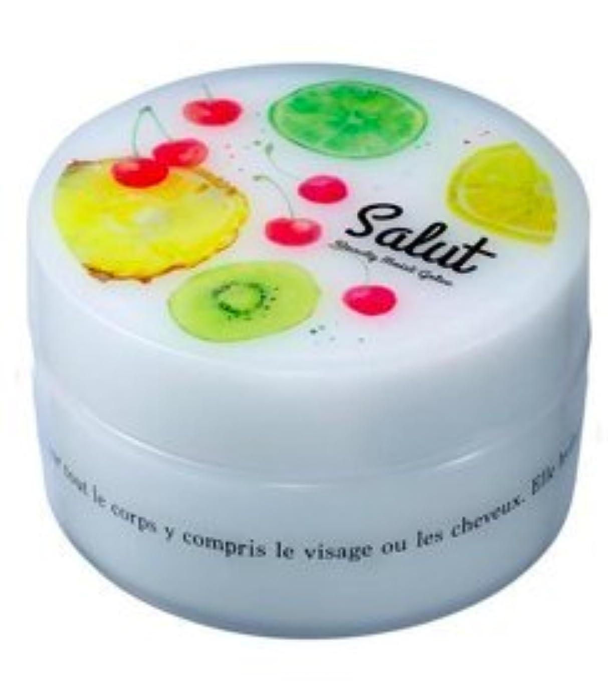 時競争盆地サリュ 美容モイストジュレ 早摘み果実の香り