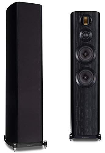 Wharfedale Evo 4.4 coppia diffusori pavimento Black