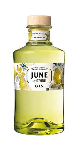 G-Vine JUNE Gin Royal Pear Cardamom 37,5% Vol. 0,7l - 700 ml
