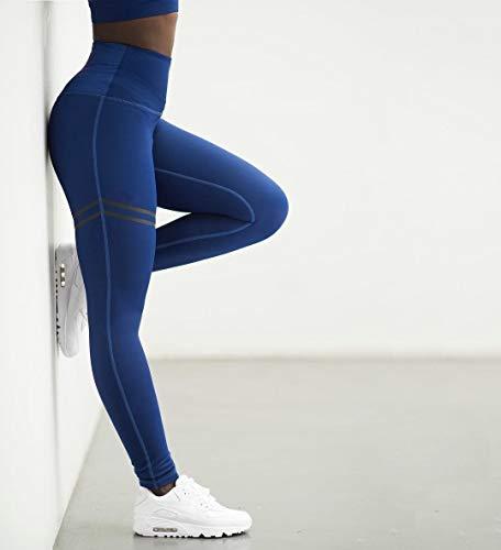 QINGJIA Moisture Wicking Mujeres del Verano del Basculador Deportes Yoga Workout Gym Fitness jadean Las Polainas del Mono Funcionamiento atlético de Gimnasio Scrunch Pantalones Permeable al Aire
