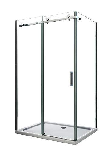 Duschkabine TELA 120 x 80 x 195 cm