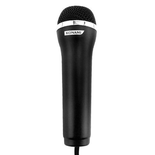 USB Microphone for RockBand or Guitar Hero (PS3, Wii, Xbox360)...