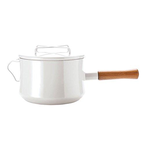 DANSK コベンスタイル 片手鍋18cm深型 ホワイト 857875