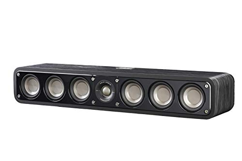 Polk Signature S35 - Canal Central, Color Negro