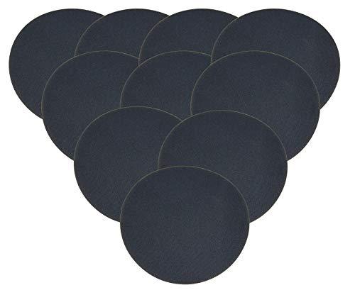 Lot de 10 disques de pon/çage de qualit/é MIRKA P150 200 mm