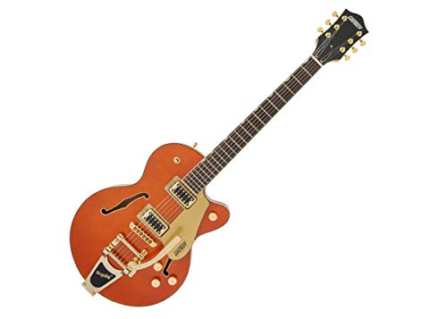 Gretsch G5655TG Electromatic Orange Stain E-Gitarre