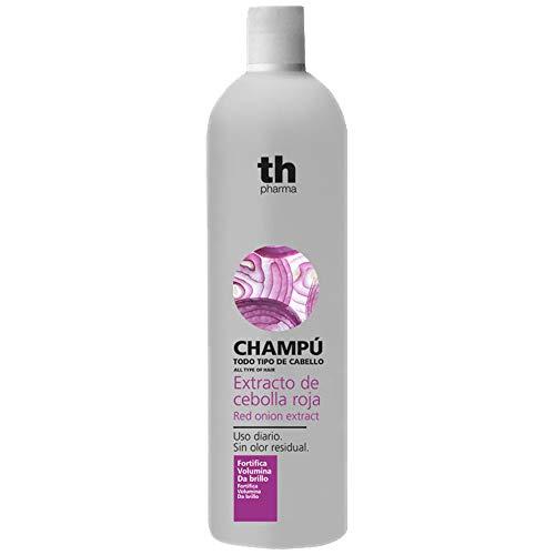 Thader Th Pharma Champú con Extracto de Cebolla Roja 1000 ml 1000 ml