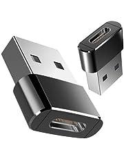 Adaptador Conversor Type C USB C Fêmea para USB Macho