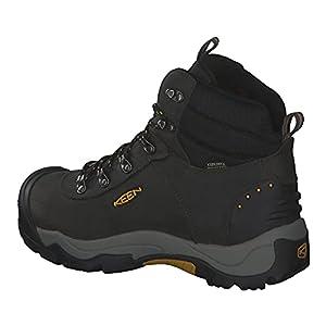 KEEN Men's Revel III Winter Boot, Magnet/Tawny Olive, 10.5 M US