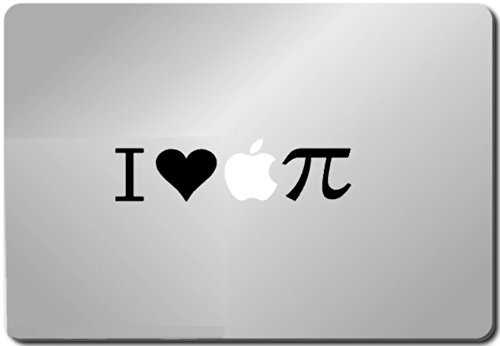 I Love Apple PIE Computer Skin Apple Sticker Laptop Sticker Macbook Decal Computer Sticker Macbook 13 Inch Vinyl Decal Sticker Skin Cover Computer Sticker Computer Decal Decal Mac Decal for Mac Laptop Sticker Laptop Decal Newest Version Macbook Pro Laptop Quotes