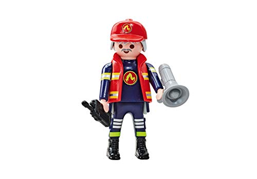 PLAYMOBIL 6585 Feuerwehrkommandant B (Folienverpackung)