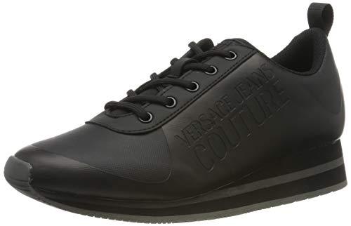 VERSACE JEANS COUTURE Damen Shoes Gymnastikschuhe, Schwarz (Nero 899.0), 40 EU