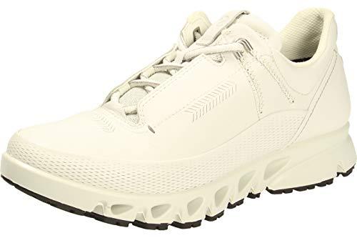 Ecco Damen MULTI-VENT W Sneaker, Weiß (White 1007), 39 EU