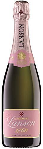 Lanson Rosé Lable Champagne (1 x 0.75 l)