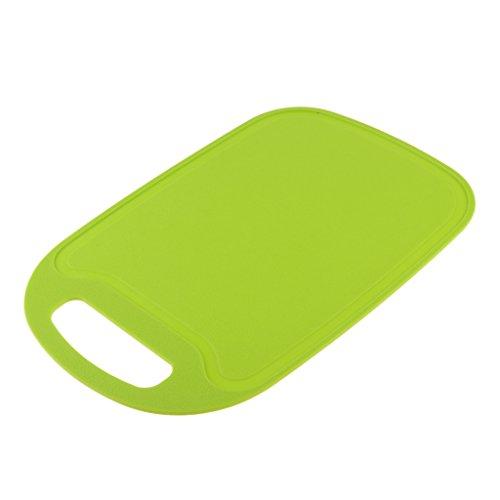#N/A Keuken Snijplank Kunststof Ontbijtplanken Broodplank Snijplanken voor Kamperen, Picknicken, BBQ, Vissen - Groen