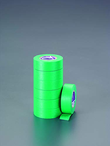 エスコ(ESCO) 24mmx18m マスキングテープ(超弱粘着/5巻) EA944NW-103