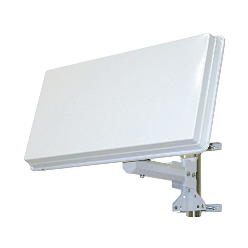 L'antenne parabole extra plate satellite HD de Simi