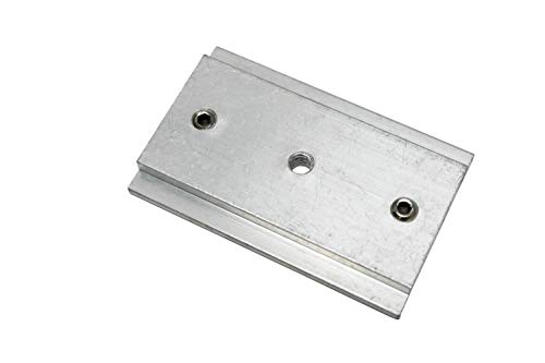 Gardinia Schienenverbinder, Aluminium, Silber, 5