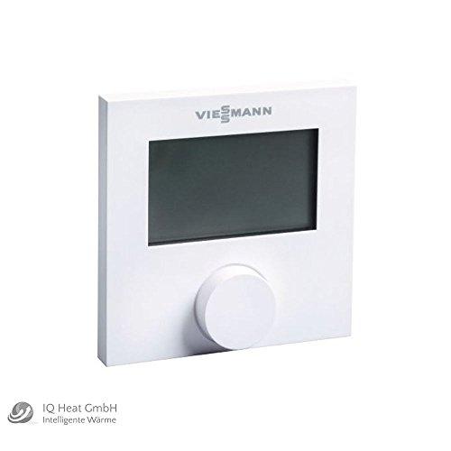 Preisvergleich Produktbild Viessmann LCD Raumthermostat digital 230 V für Fußbodenheizung Stellantrieb