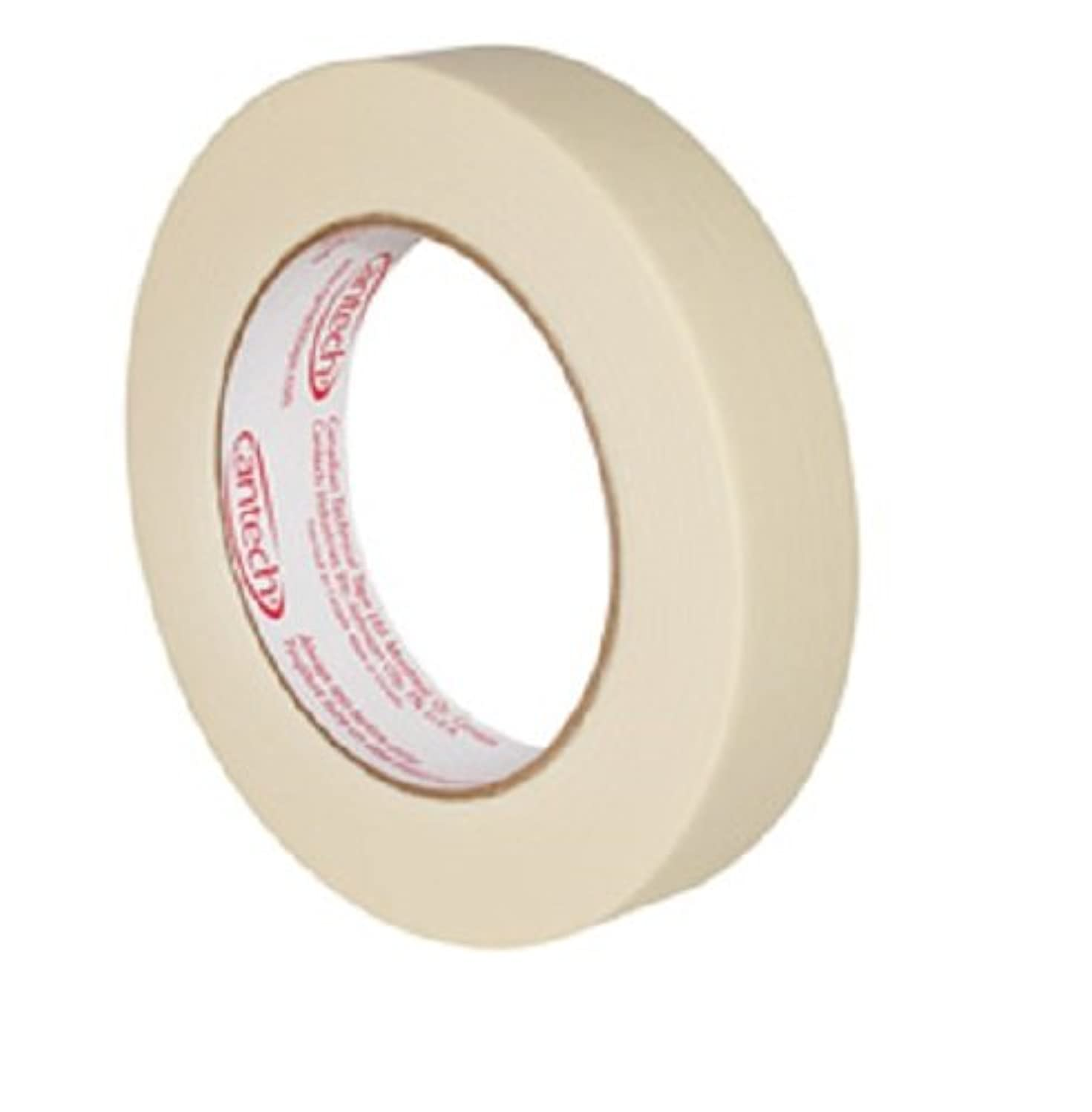 Bon 84-238 Beige High-Heat Masking Tape, 180-Feet by 1-Inch