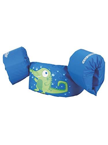 Stearns Kids Puddle Jumper Basic Life Jacket (Gator (Blue))