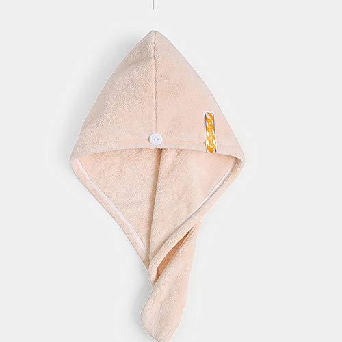 Droog Haar Hoed Vrouwelijk Haar Snelle Droog Hoofd Baotou Handdoek Absorberende Verdikking Douche Cap Droog Haar Handdoek Hood