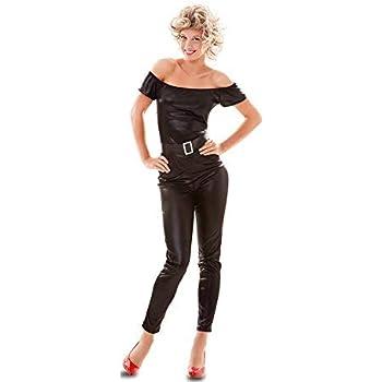 Disfraz Adulto AÑOS 60-Top,Pantalón,cintu: Amazon.es: Juguetes y ...