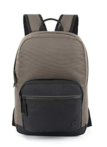 TOG 24 Marton 28L Water Resistant Backpack, Smart Back to School Rucksack with Laptop Pocket Adjustable Padded Straps, Night Reflective Safety Trim Versatile Design, School College Office Daily Use