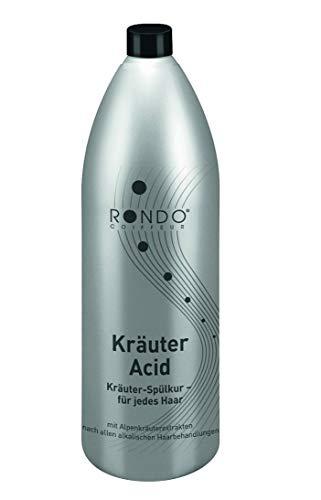 Rondo Kräuter Acid 1000ml Kräuterhaarspülung Spülung Haarspülung (1 Stück)