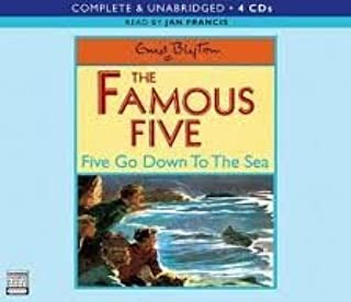 Five Go Down To The Sea: Book 12