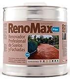 Renovador de suelos al agua. Resina pura base agua Premium para Hormigón Impreso Excelente acabado...