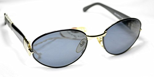 CHARME Gafas de sol 7572 negras, lentes 100% UV Block Sunglasses