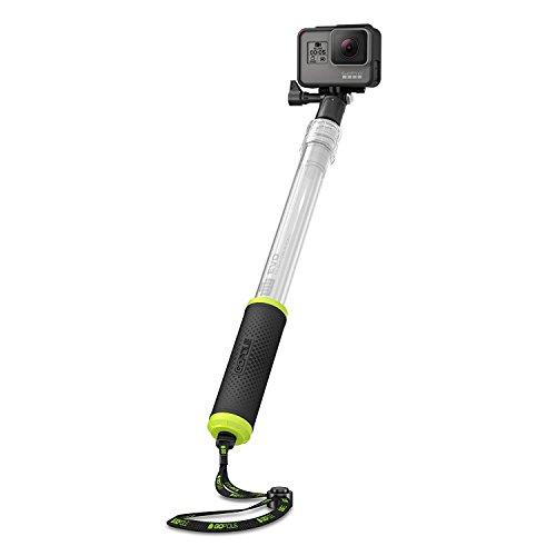 GoPole GPE-10 EVO 35-60 cm haste de extensão flutuante para câmeras GoPro (transparente)