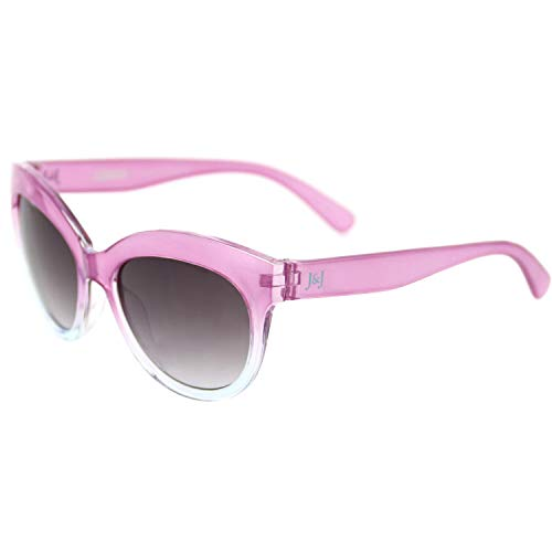 Janie And Jack Gradient Ombre Sunglasses 4 Up 200409709 Pink Oval
