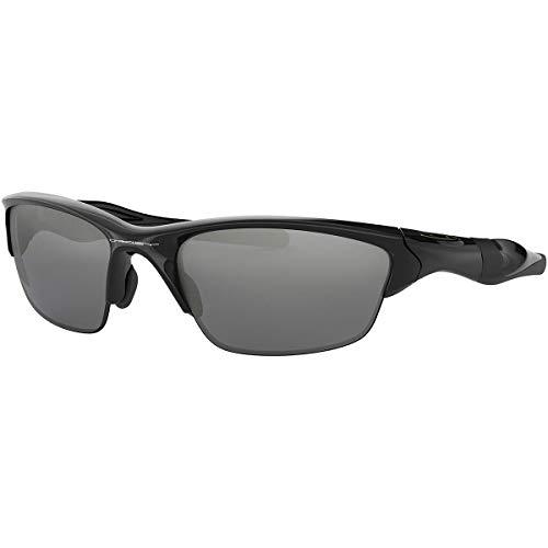 Oakley Half Jacket 2.0 Sunglasses,Black/Black