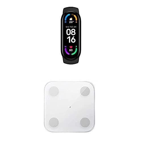 bilanciere leggero Xiaomi Mi Smart Band 6 Orologio Smart + Bilancia Pesa Persona Digitale