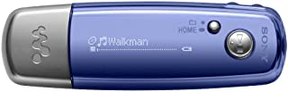 Sony NW-E002 512 MB Flash Digital Music Player (Blue)