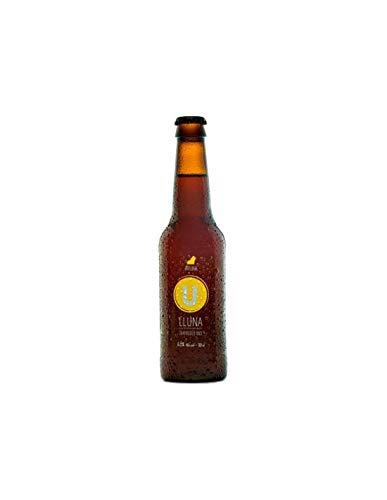 Cerveza ecológica Brown Ale 5.2% alc Bruna 33cl